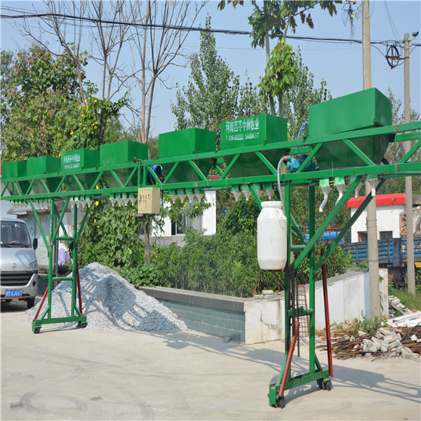 automatic poultry feeder machine