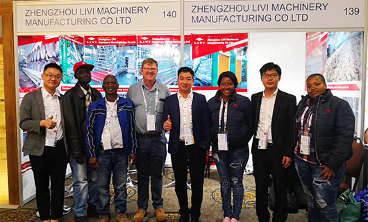 Livi get South African' clients of their good quality battery cage equipment.